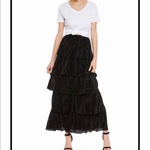 NWT All that Jazz BBD maxi skirt
